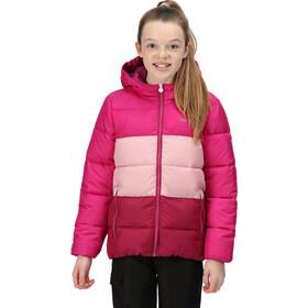 Regatta Lofthouse V Jacket Kids, roze